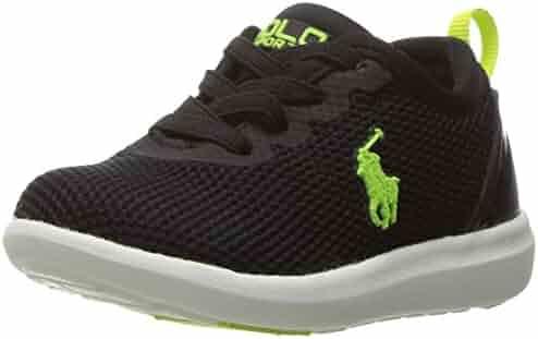 Polo Ralph Lauren Kids Kids' Kasey Gore Sneaker