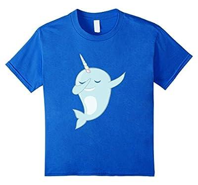 Funny Narwhal Dab Shirt - Dabbing Narwhal Shirt