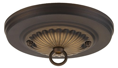 Traditional Canopy Kit - WESTINGHOUSE LIGHTING CORP 70050 Rubbrz Canopy Kit,
