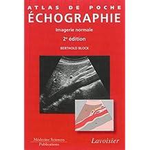 Atlas de Poche d'Echographie: Imagerie Normale 2e Ed.
