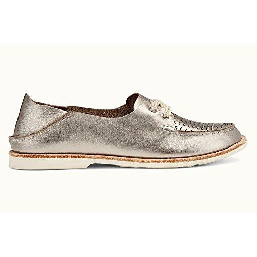 Moku Olukai Silver Shoe Silver Women's zqwRTd4q