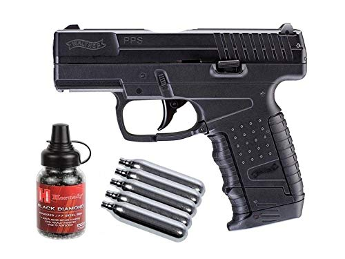 (Walther PPS CO2 Blowback Pistol Kit air pistol)