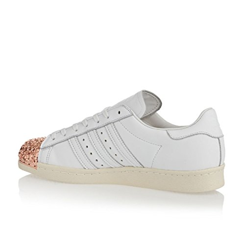 White 3D MT adidas 80S chaussures Superstar metallic W YqREZ