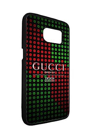 promo code 21f92 7c7d2 Phone Case For Samsung Galaxy S7 Edge Gucci Logo Brand Logo Scratch ...