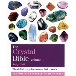Price comparison product image The Crystal Bible: Volume 1 - by Judy Hall by CrystalAge