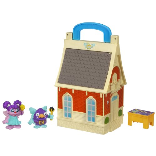 Playskool Sesame Street Abby Flying Fairy School Playset for sale  Delivered anywhere in USA