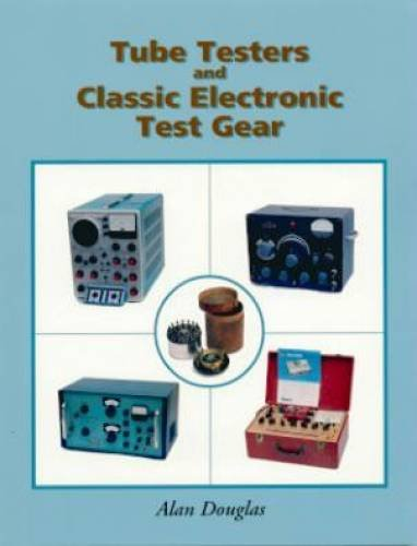 Tube Testers and Classic Electronic Test Gear for sale  Delivered anywhere in USA
