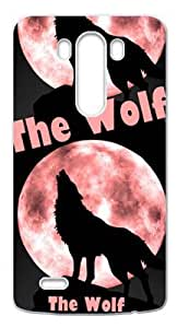 Wofe Moon Case Cover for LG G3, NEW Phone Cases