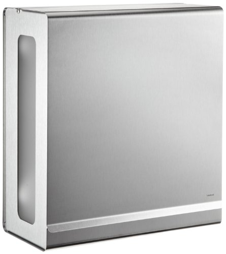 Blomus 66656 Stainless Steel Paper Towel Dispenser by Blomus