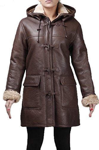 Shearling Toggle Coat - 5