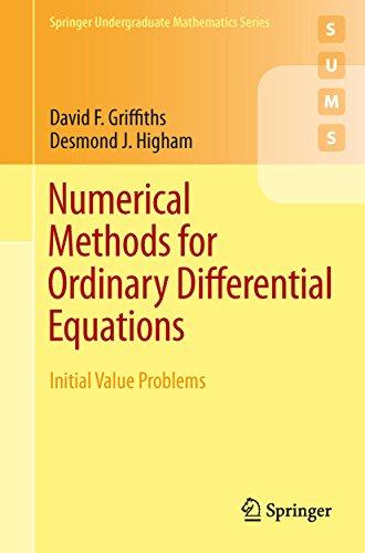 Numerical methods for ordinary differential equations initial value numerical methods for ordinary differential equations initial value problems springer undergraduate mathematics series fandeluxe Images