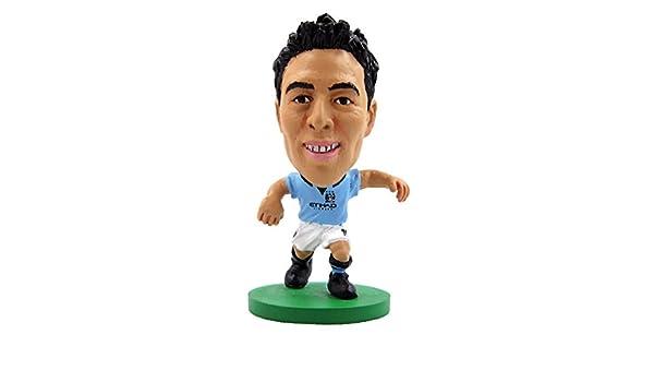 SOCCERSTARZ Manchester City FC Samir Nasri Home Kit