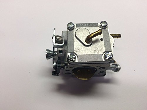 Husqvarna 390xp, 390, 385xp, 385 Jonsered 2186, 2188, CS2186, CS2188 OEM Carburetor, Genuine Walbro Factory Replacement WJ-116-1 Replaces Part # 501355201