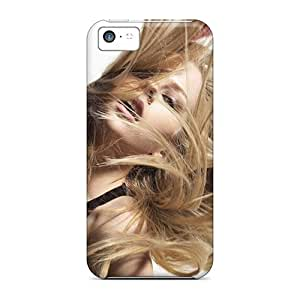 Tpu Shockproof/dirt-proof Avril Lavigne 52 Cover Case For Iphone(5c)