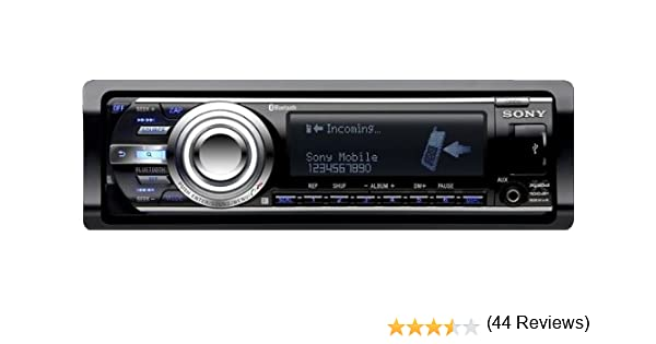 amazon com sony mexbt5700u cd receiver bluetooth hands and amazon com sony mexbt5700u cd receiver bluetooth hands and audio streaming capability black discontinued by manufacturer car electronics