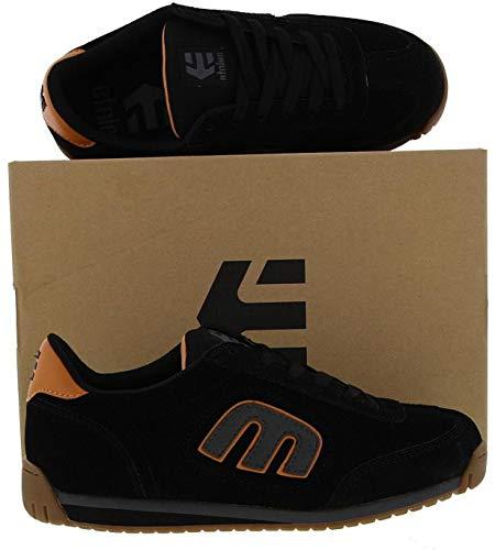 Black LS para Lo Gold 465 4101000365 cuero Grey hombre de skate Zapatillas de Cut II Etnies qOtwCUx
