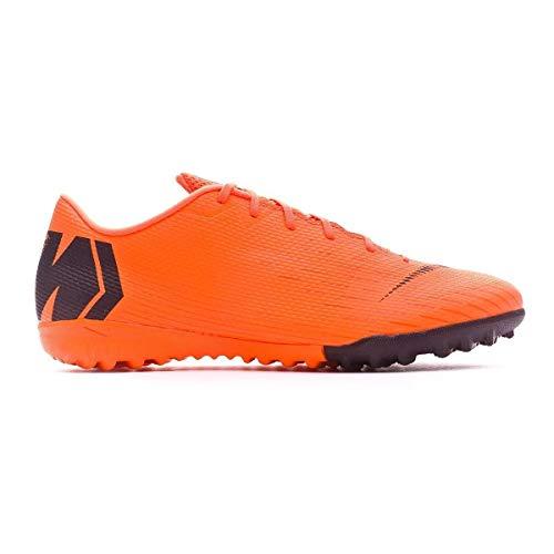 Nike Men's MercurialX Vapor XII Academy Turf (Orange) (7)