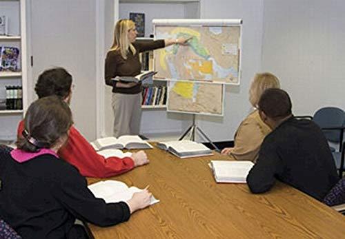 Abingdon Bible Land Maps With Charthead & Tripod, Set of 8 from Abingdon Press