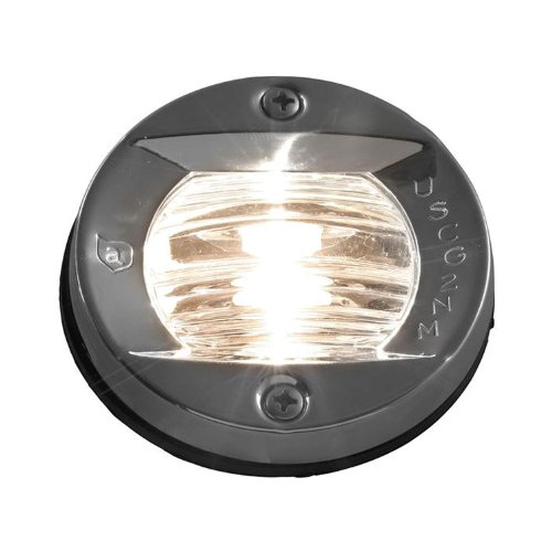 Attwood Vertical Flush Mount Transom Light Round