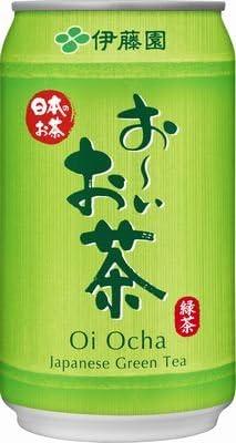 伊藤園 おーいお茶 緑茶 340g缶×24本入