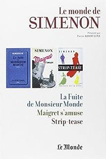 Le monde de Simenon : [1] : Côte d'Azur
