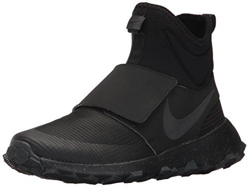 Nike Roshe Mid Winter Stamina GS, EUR 38.5 US 6, Color:Black