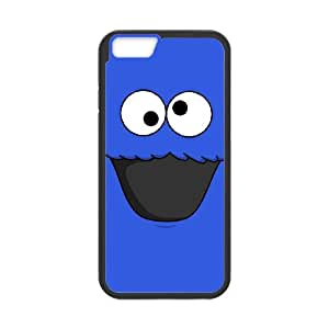 iPhone 6 Plus 5.5 Inch Cell Phone Case Black Cookie Monster ROP Phone Case Protective Durable