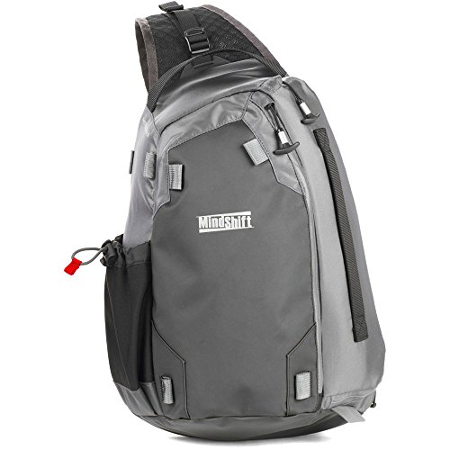 MindShift Gear PhotoCross 13 Sling Bag (Carbon Gray) by Mindshift