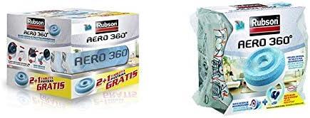 Rubson 2178378 Tabletas de Recambio, Set de 3 Piezas + Recambios ...