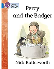 Percy and the Badger: Band 04/Blue