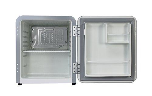 Retro Kühlschrank Silber : Vintage industries mini retro kühlschrank miami in