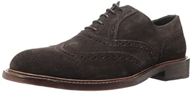 Kenneth Cole New York Men's Elite Class Wingtip,Brown,7.5 M US