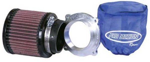 Pro Design Pro Flow K&N Air Filter Kit PD234