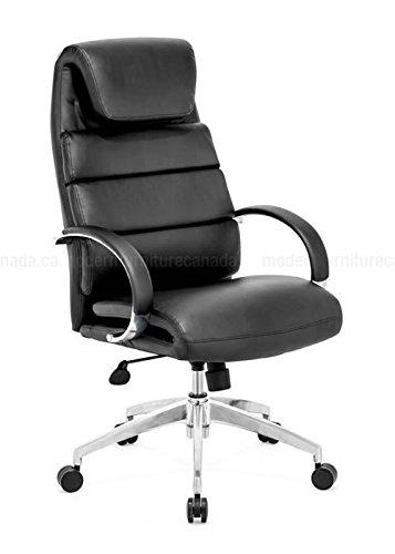 Zuo Lider Comfort Office Chair Black