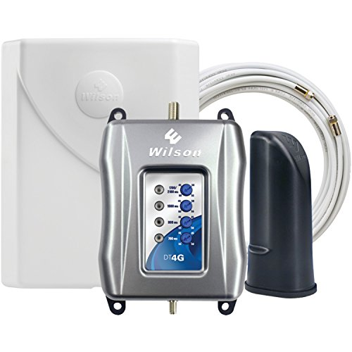 Wilson Electronics - 460101 DT 4G - Cell Phone Signal Booster for Small Home or - Signal Electronics Wilson Booster