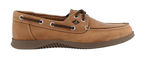 Sperry Mens, Defender 2 Eye Boat Shoe Tan Tan