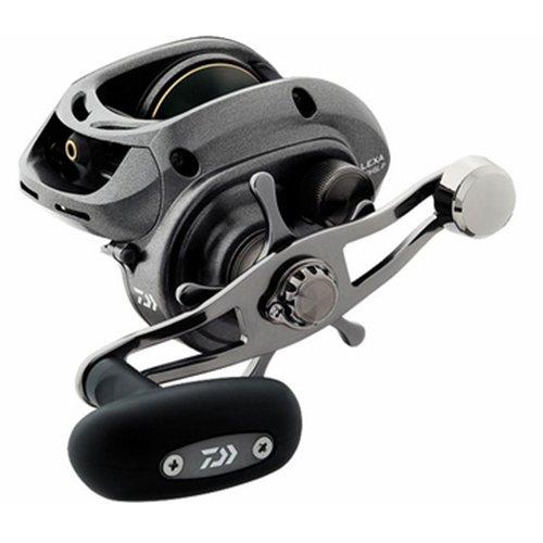 Daiwa Lexa-LC 6.3:1 Line Counter Baitcast Left Hand Fishing Reel - LEXA-LC300HL