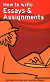 img - for How to Write Essays & Assignments (Smarter Study Guides) book / textbook / text book