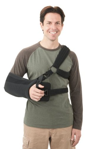 Breg Atlas Universal Shoulder Sling (Universal) by Breg Braces