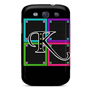 Galaxy S3 Case, Premium Protective Case With Awesome Look - Mah K