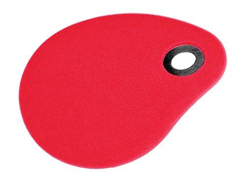 Fox Run Silicone Bowl Scraper, Red image