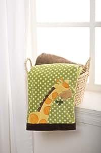 Kidsline Peekaboo Pals Boa Blanket (Discontinued by Manufacturer)