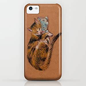 Society6 - Cat 020 iPhone & iPod Case by Kei0727