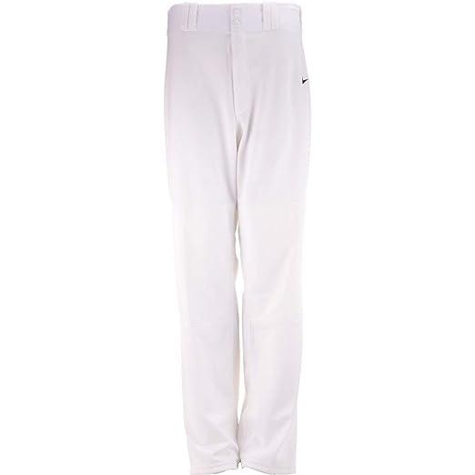 42e8d7a259e1d7 Amazon.com  NIKE Men s Stock Lights Out Baseball Pants White 535075 ...