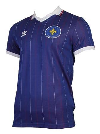 adidas Originals E12 France Hombre Fútbol Camiseta nationalshirt Francia manga corta ökotexstandard polos punteras Camisetas National