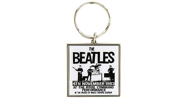 Amazon.com: The Beatles – Llavero estándar: Teatro del ...