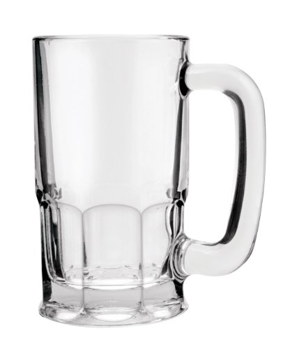 Anchor Hocking Beer Mug 20 Oz Dw Safe
