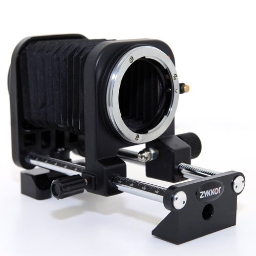 (Zykkor Macro Bellows for Nikon F AF SLR DSLR camera,Nikon Cameras, Nikon D1, D2, D3, D3x, D3s, D100, D200, D300, D300s, D700, D40, D40x, D50, D60, D70, D70s, D80, D90,)