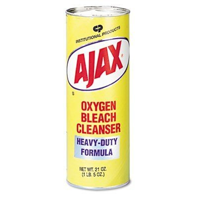 Ajax 14278 21 oz Heavy-Duty Formula Oxygen Bleach Cleanser ()
