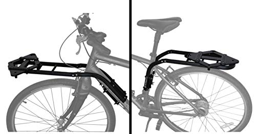 DutchDog Britch Front/Rear Bicycle Rack-Hitch - International Design Award Winning